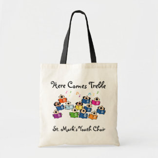 Children's Choir Tote Bag