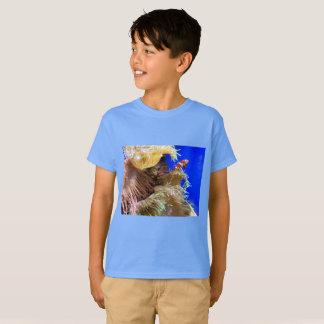 Children's clownfish shirt