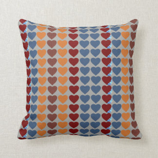 Children's Cushions with hearts