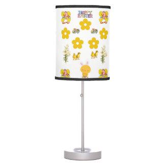 childrens easter white lamp shade