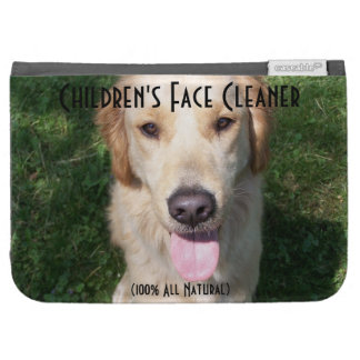 Children's Face Cleaner Kindle Keyboard Case