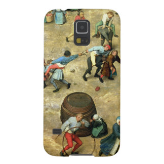 Children's Games : detail of bottom Case For Galaxy S5