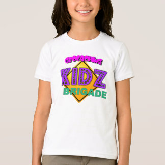 Children's Geocaching Kidz Brigade Graphic T-Shirt