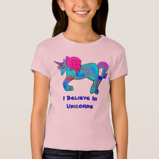 Children's I Believe In Unicorns T-Shirt