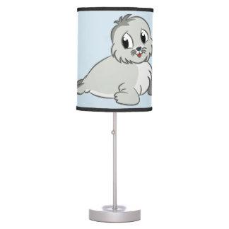 Children's Lamp Cute Baby Seal