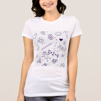 Children's Pattern T-Shirt