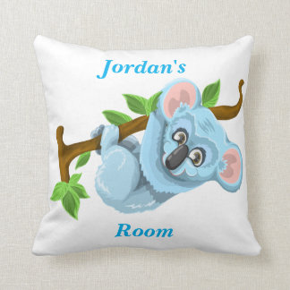 Children's Pillow Cute Koala Bear