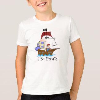 Children's Pirate Ship T-shirt