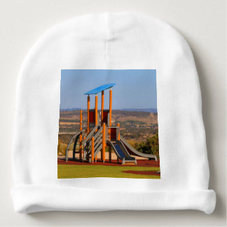 Children's playground baby beanie