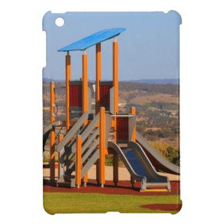 Children's playground cover for the iPad mini