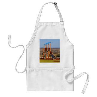 Children's playground standard apron