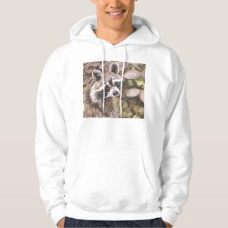 Children's  Raccoon Hoodie