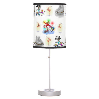 childrens roller skates white lamp shade