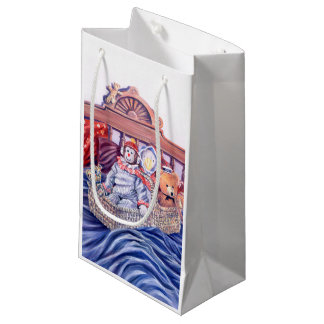Childrens Soft Toys Small Gift Bag