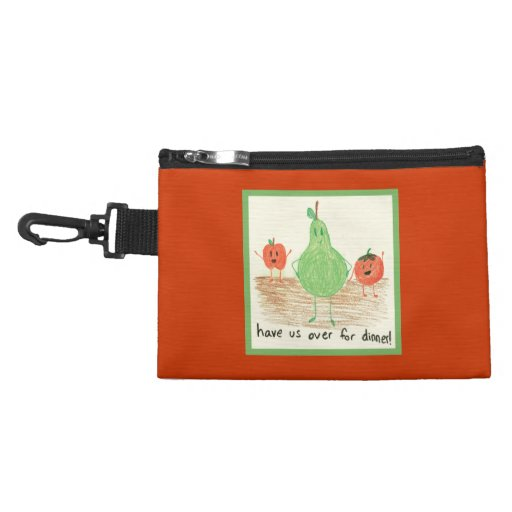 Child's Art, Red Accessory Bags
