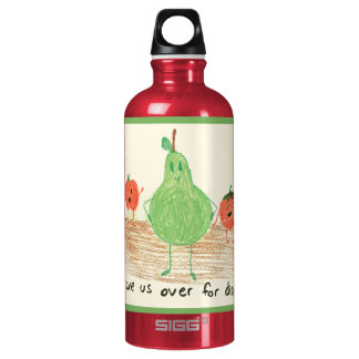 Child's Art, Red SIGG Traveler 0.6L Water Bottle