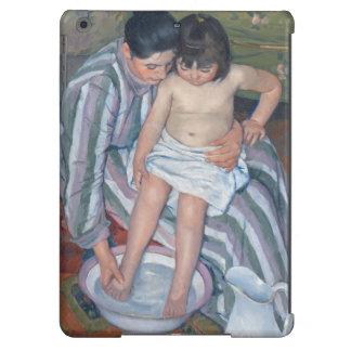 Child's bath, 1893 (oil on canvas) iPad air case