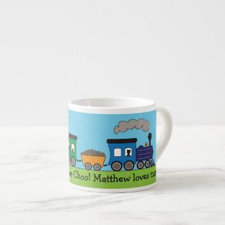 Child's Choo Choo Steam Train Mug