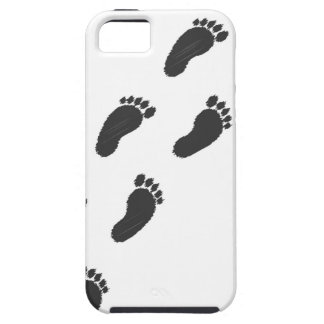 Childs Footprints iPhone 5 Covers