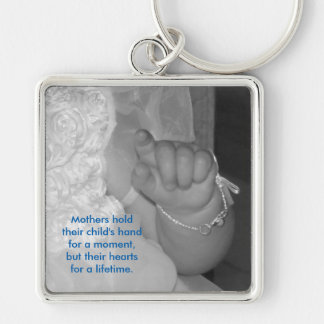 Child's Hand Keychain