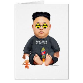 Child's Play Lil Rocket Man Birthday Greeting Card