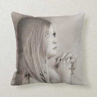 Child's Prayer Pillow