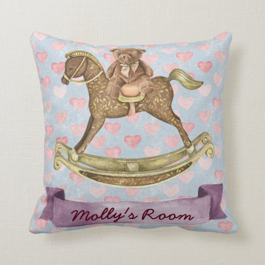 Child's room cushion