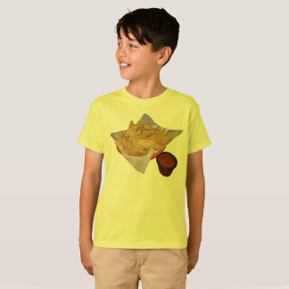 Child's Tortilla Chips and Salsa T-Shirt