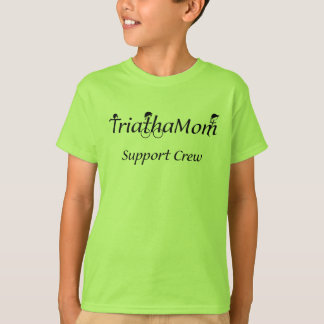 Child's TriathaMom Support T-shirt