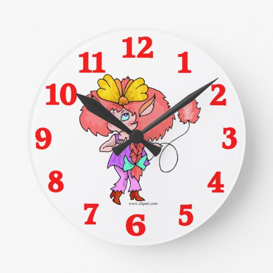 Childs Wall Clock