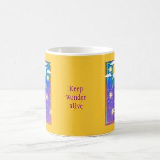 Child's Wonder Classic White Coffee Mug
