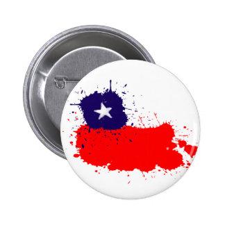 Chile artsy button
