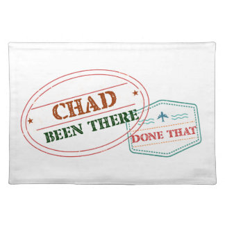 Chile Been There Done That Placemat