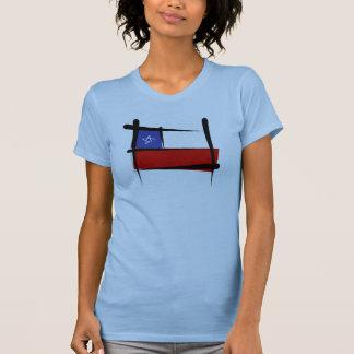 Chile Brush Flag T-Shirt