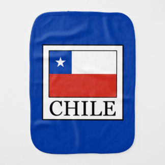 Chile Burp Cloth