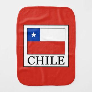 Chile Burp Cloth