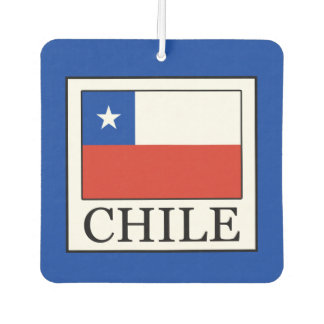 Chile Car Air Freshener