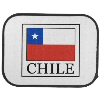Chile Car Mat