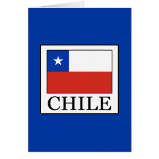Chile Card