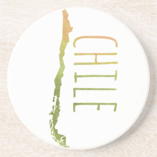 Chile Coaster
