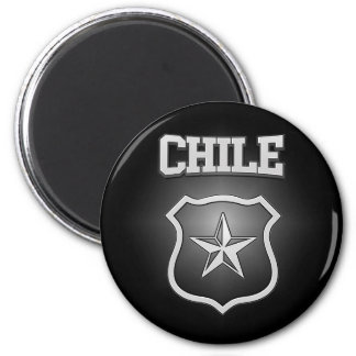 Chile Coat of Arms 2 Inch Round Magnet