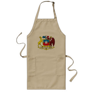 Chile Coat of Arms Apron