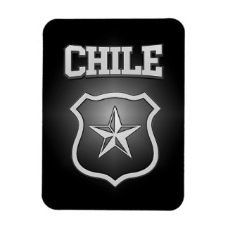 Chile Coat of Arms Rectangular Photo Magnet