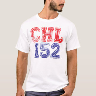 Chile Code and Acronym T-Shirt