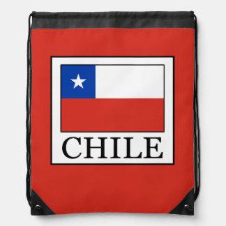 Chile Drawstring Bag