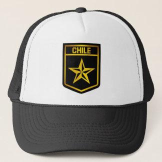 Chile Emblem Trucker Hat