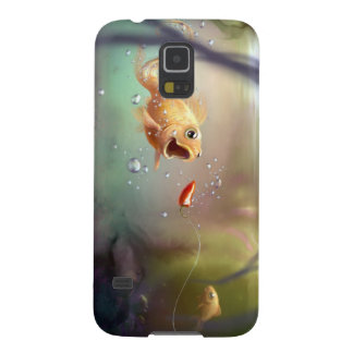 Chile Fish Barely There Case-Mate Samsung Galaxy Case For Galaxy S5