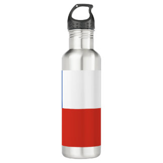 Chile Flag 710 Ml Water Bottle