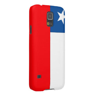 Chile Flag Galaxy S5 Case