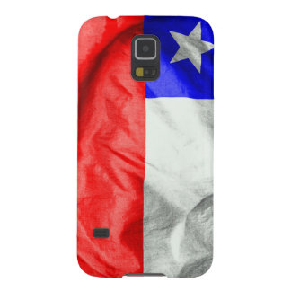 Chile Flag Galaxy S5 Covers